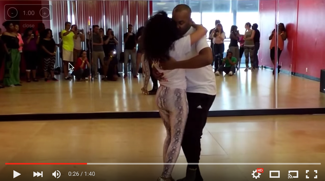Tarraxinha Demo| Yair & Chalianna | Danca Makeza