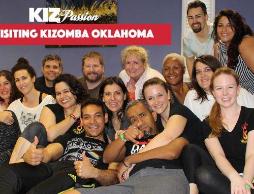 La Mechikana Demo with Kizomba Oklahoma