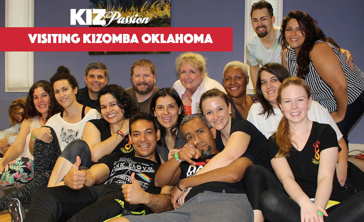 La Mechikana Demo with Kizomba Oklahoma