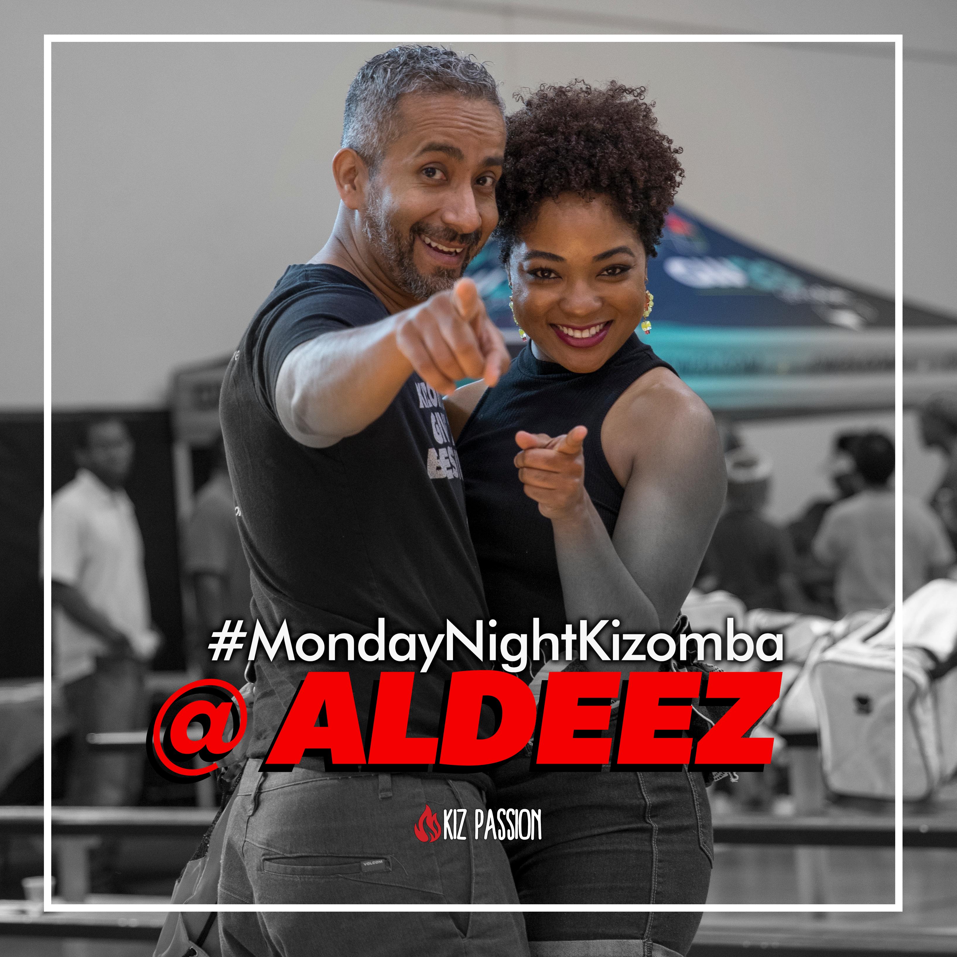 New Monday Night Kizomba Social Venue Reminder