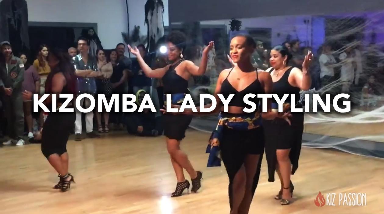 Lady Styling @ Latin Addiction Social