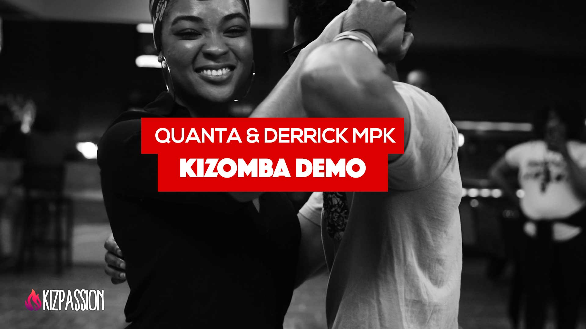 Derrick MPK & Quanta MPK Kizomba Demo in Dallas