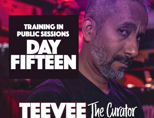 Kizomba DJ – Training in Public Session Day 15